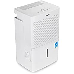 TOSOT 70 Pint Dehumidifier for Spaces up to 4500 sq. ft, Perfect for Basements, Energy Star Certified, Portable with Wheels, Reduce Mold and Moisture