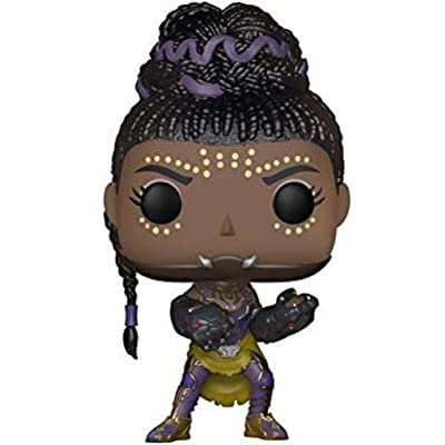 Funko Pop Marvel: Black Panther Shuri Collectible Figure: Funko Pop! Marvel:: Toys & Games
