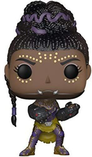 - Funko Pop Marvel: Black Panther Shuri Collectible Figure