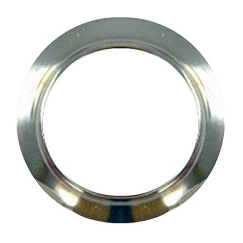 - LASCO 03-1543 Sure Grip Chrome Plated Shallow Flange Fits 2-Inch Iron Pipe