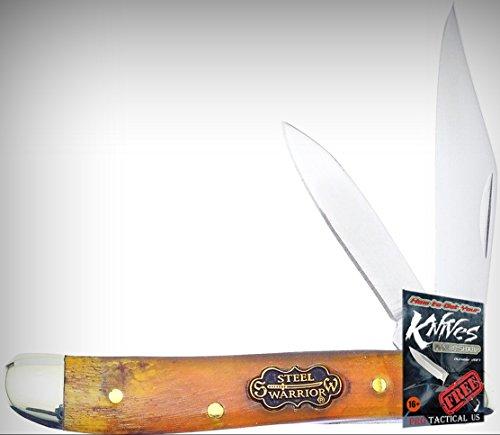 Frost Cutlery FSW107OX Steel Warrior 2.875