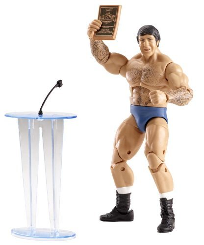 WWE Elite # 25 Bruno Sanmaruchino [Toy & Hobby] by WWE