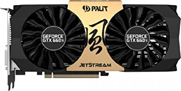 Palit GeForce GTX 660 Ti Jetstream GeForce GTX 660 Ti 2GB ...