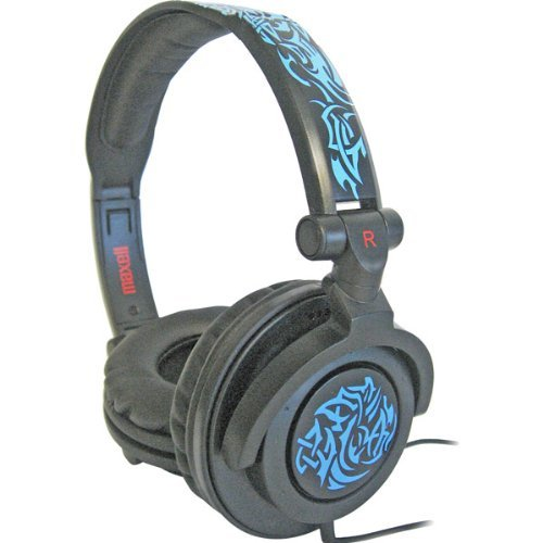 AMPlified Tribal Glow Heavy Bass Headphone