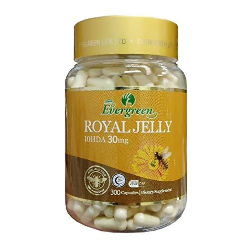 Pure Royal Jelly from New Zealand Evergreen 10HDA 30mg (6% VOL)
