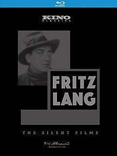 Fritz Lang: The Silent Films (12 Discs) [Blu-ray] (B075P5XHQM) | Amazon price tracker / tracking, Amazon price history charts, Amazon price watches, Amazon price drop alerts