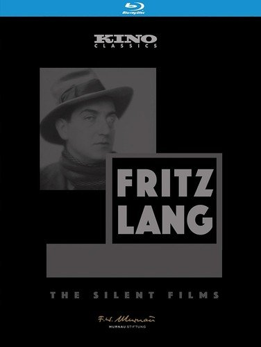 Fritz Lang: The Silent Films (12 Discs) [Blu-ray] Ressel Orla Paul Morgan Lil Dagover Georg John