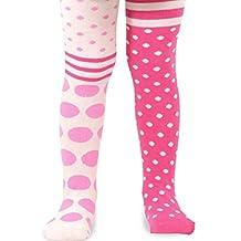 TeeHee Kids Girls Cotton Fashion Tights
