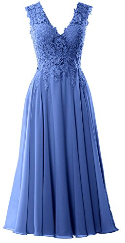 Horizon Gorgeous Prom Formal Tea MACloth Dress Length Homecoming V Neck Evening Gown P1dwwqf