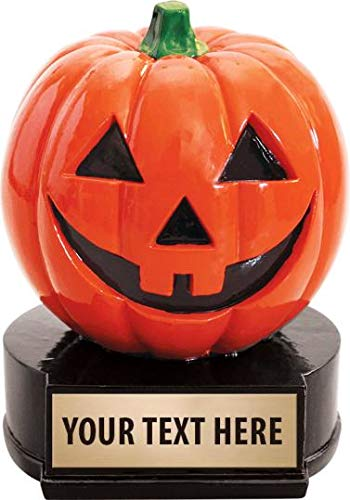 Crown Awards Halloween Pumpkin Sculpture Trophy Prime for $<!--$22.75-->