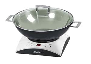 Steba IK 11 S - Fondue de inducción con wok