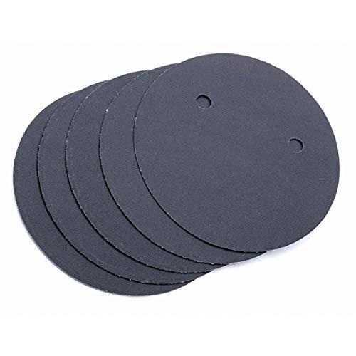 - Eastwood 5 in. Wet Jitterbug Sandpaper Discs Abrasives Hook & Loop Pads Backer Plate Disc Sander 1000 Grit Pack of 5
