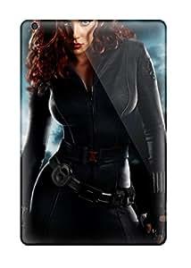 New Design Shatterproof Case For Ipad Mini (black Widow Iron Man 2) 1685468I92595182