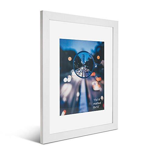 white 11x14 frame - 6