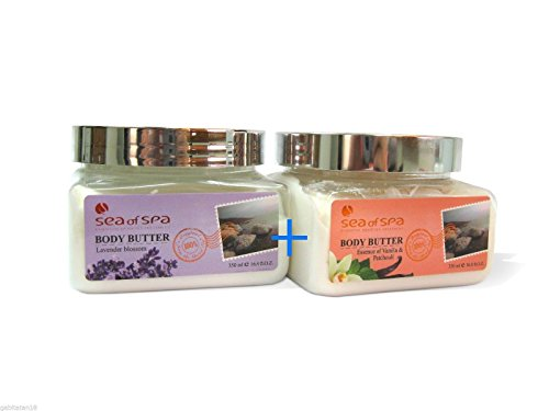 UPC 725880431477, Dead Sea Of Spa Gift Set Body Butter Lavender Blossom & Vanilla Patchouli 350ml + FREE SHIPPING