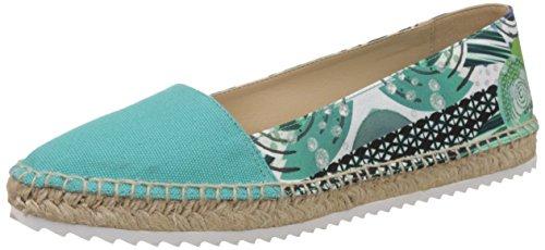 Desigual Shoes_gabriela 3 - Bailarinas Mujer Turquesa - Turquoise (5024)