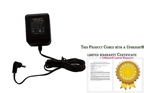 UpBright AC6V AC-AC Adapter For Vtech AT&T EL52203 EL52213 EL52253 2 EL52313 EL52333 EL52353 3 EL52503 Cordless Telephone ATT DECT 6.0 Phone Extra Handset Cradle Charger 6VAC (NOT 6VDC. w/Mini (Plug In Cordless Phone)