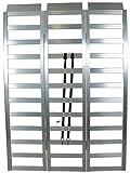 """Highland (1121500) 77"""" Aluminum Tri-Fold Loading"""