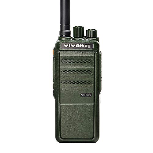 Digital Walkie-Talkie, Walkie-Talkie Rechargeable Long-Distance Walkie-Talkie Noise Reduction Chip Function Dual Channel Switching 15W High Power Battery Life by LDJC (Image #8)