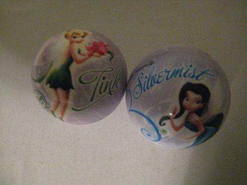 Tinker Bell & Silver Mist Ball