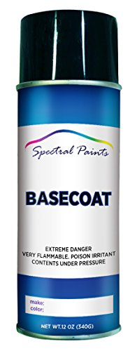 Spectral Paints Compatible/Replacement for Toyota 8T5 Blue Ribbon Metallic 12 oz. Aerosol Spray Paint