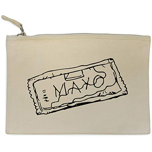 De Bolso Case Embrague Azeeda 'mayonesa' cl00009984 Accesorios UqC11w