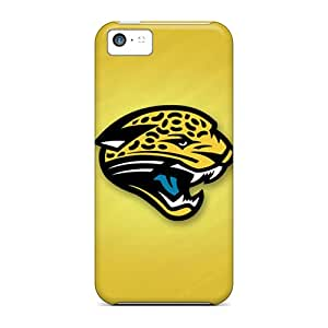 Quality ArtCover Case Cover With Jacksonville Jaguars Nice Appearance Compatible With Iphone 5c