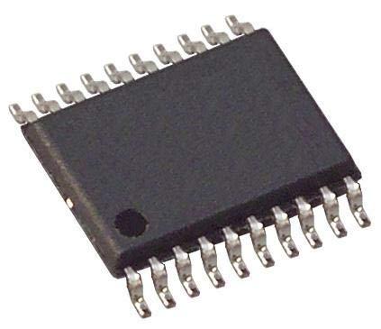 LTC3612HFE#PBF - DC-DC Switching Step Down Regulator, Adjustable, 2.25V-5.5Vin, 0.6V-5.5Vout, 3Aout, TSSOP-20 (Pack of 5) (LTC3612HFE#PBF)