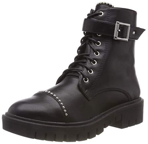01 Femme Gm S10263 Rangers PU Bottes 00 Buffalo Noir Black Drizzle qY7wPx7z