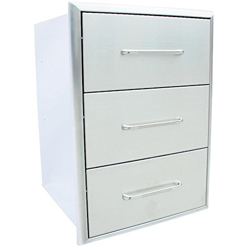 Saber 18-Inch Triple Access Drawer