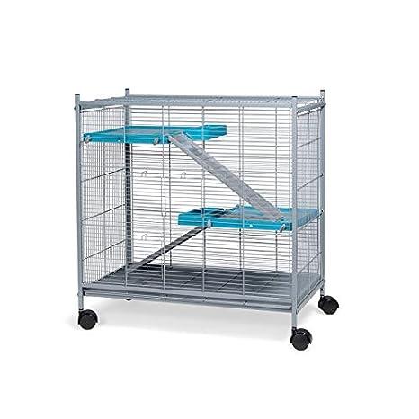 VOLTREGA Jaula para roedores 494 41x70x60: Amazon.es: Productos ...