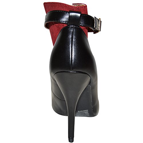 Dolcis - Zapatos de tacón  mujer Black Wine