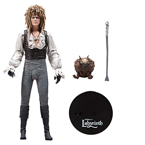McFarlane Toys Labyrinth Dance Magic Jareth Action Figure from McFarlane Toys