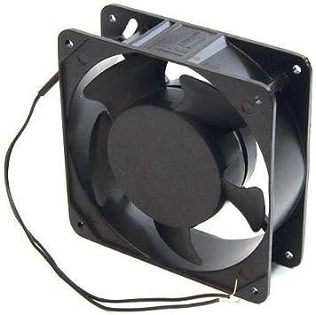 CABLEPELADO Ventilador para Armario Rack de 19 Negro: Amazon.es: Electrónica