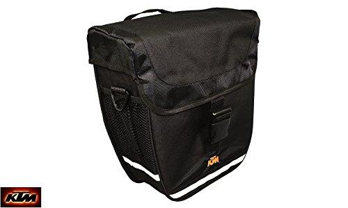 Fahrrad Carrier Gepäckträger Tasche - 14 Liter - Schultergurt - Tragegriff