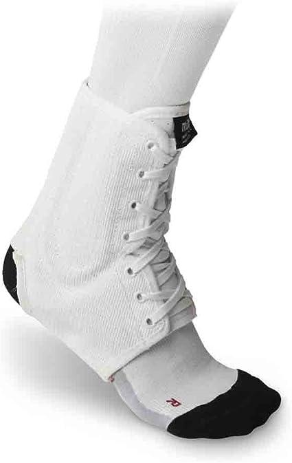McDavid Level 3 Ankle Brace with lace up stays black