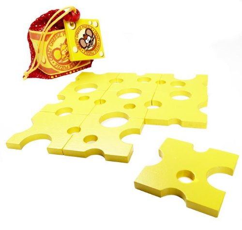 swiss cheese toy - 2