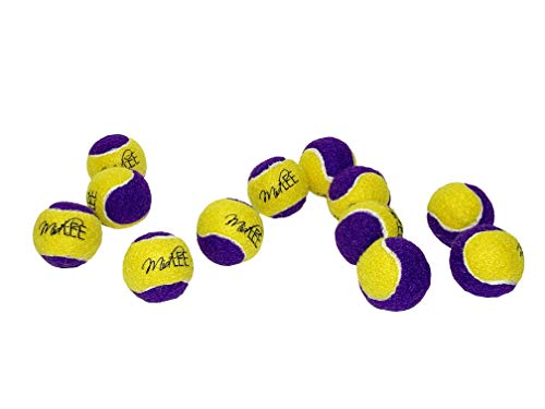 Midlee Squeaky Small Tennis Ball for Dogs 1.5