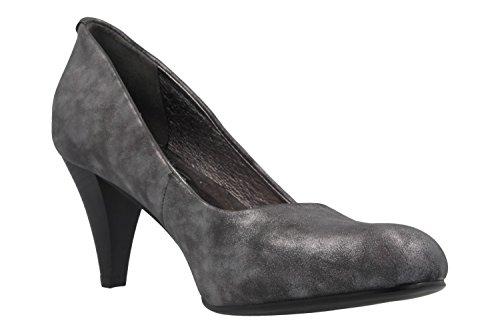 Deportes Zapatos de tacón Princess negro Metálico / Cuero Forro + Plantilla