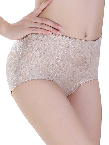 LAZAWG Women Padded Butt Lifter Body Shaper Lace Panty, used for sale  Delivered anywhere in Canada