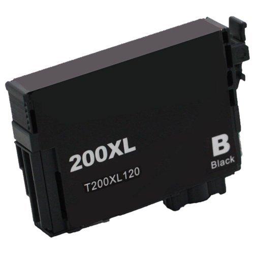 Epson 200XL (T200XL120) Black High Capacity Ink C (Ink Cartridges Epson 200xl)