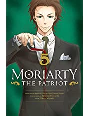 MORIARTY THE PATRIOT 05