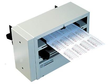 Martin Yale BCS210 - Máquina cortadora de tarjetas de visita ...