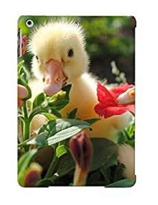 QueenVictory Case Cover For Ipad Air - Retailer Packaging Animal Duck Ducks Protective Case