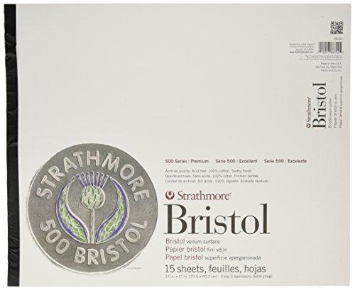 strathmore-580-bristol-vellum-14-x-17-inches-pad-st580-82