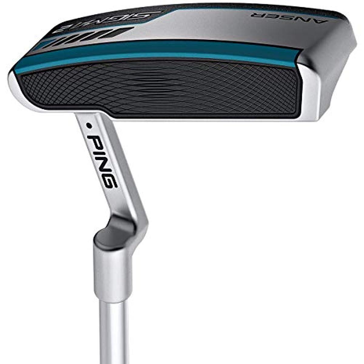 [해외] 핀 골프 클럽 퍼터 맨즈 SIGMA2 시그마2 블레이드형 그립 PP60 ANSER 32-36인치PL