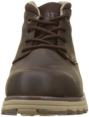 Dark Marrone Chukka Stivali WP Elude Brown Uomo Caterpillar YqOZaZ
