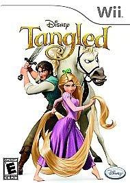 WII DISNEY TANGLED (Disney Tangled Wii)