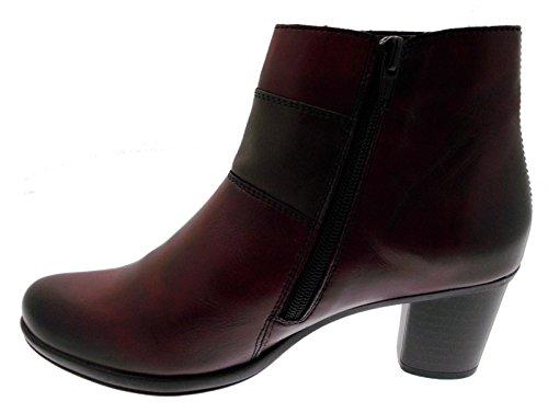 39 Ancke souvenir avec boot zip 35 bordeaux R1573 doux boot AOvxztq