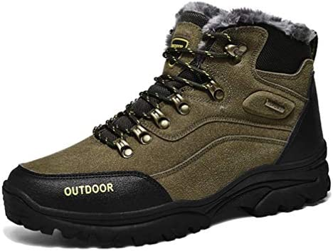 スノーブーツ秋冬靴 マーティンブーツ メンズ 厚底 歩きやすい厚底ブーツ ハイキングシューズ ローヒール シンプル 軽量 黒 裏起毛 疲れない 痛くない 防水 デザート ワークブーツ ショートブーツ